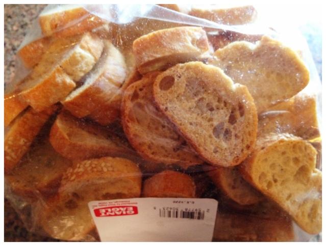 Crustini Bread